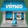 Vimeo-shop icon