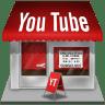 Youtube-shop icon