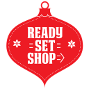 Ready set shop icon