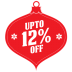 Upto-12-percent-off icon