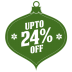 Upto-24-percent-off icon