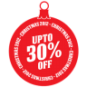 Upto-30-percent-off icon