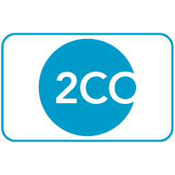 2CO Checkout icon