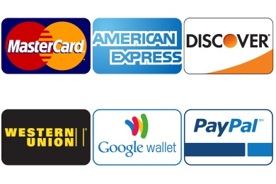 Credit Card Payment Icons