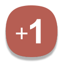 Google-Plus-One icon