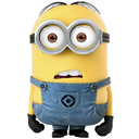 Minion Amazed icon