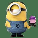 Minion Cake icon