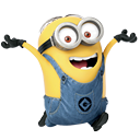 Minion Happy icon