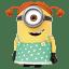 Minion Girl icon