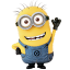 Minion Hello icon