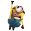 Minion-Superman icon