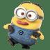 Minion-Crazy icon