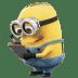 Minion-Reading icon