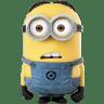 Minion-Amazed icon