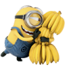 Minion-Bananas icon