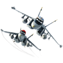 Bravo-Echo-Plane icon