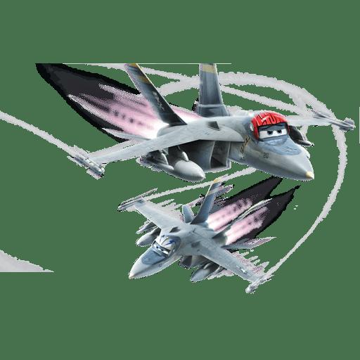 Bravo-Echo-Plane-2 icon