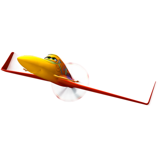 Ishani Plane Icon | Disney Planes 2013 Iconset | DesignBolts