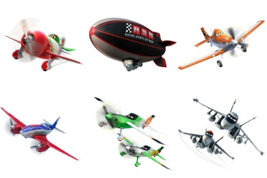 Disney Planes 2013 Icons