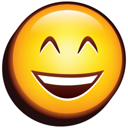 Emoji Happy icon