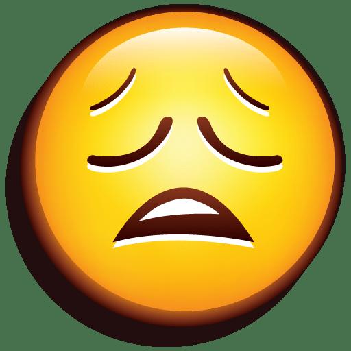 Emoji-Whining icon