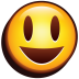Emoji-Glad icon