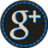 Hover Google plus icon