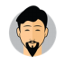 Male-Avatar-Goatee-Beard icon