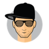 Male-Avatar-Cool-Cap icon