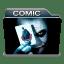 Comic icon