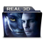 Real-3D icon