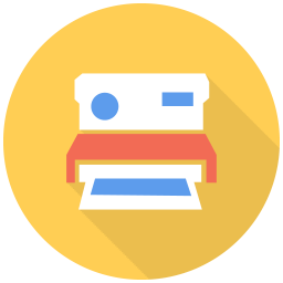 Polaroid icon