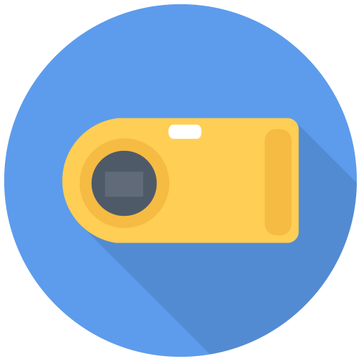 Point Shoot Camera icon