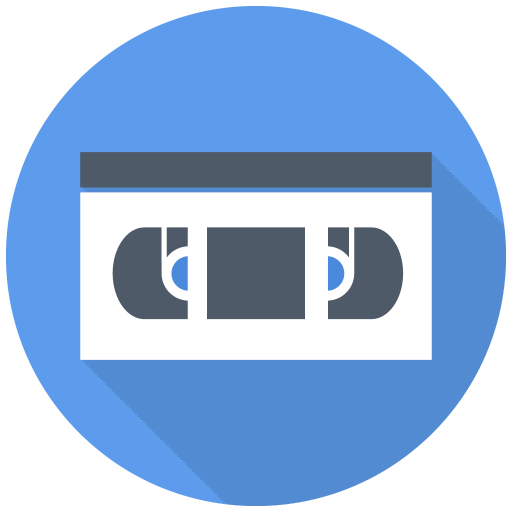 Vhs icon