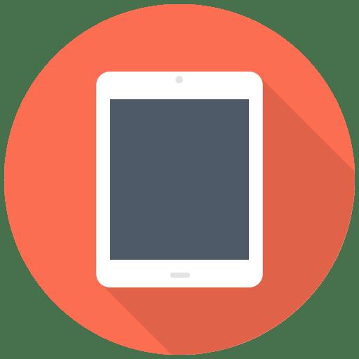 iPad Icon | Free Flat ...