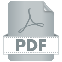 Filetype-PDF icon