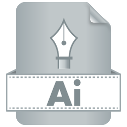 Filetype Ai icon