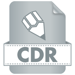 Filetype CDR icon
