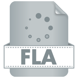 Filetype FLA icon