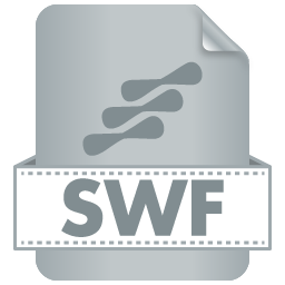 Filetype SWF icon