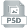 Filetype-PSD icon