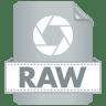Filetype-RAW icon