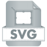 Filetype-SVG icon