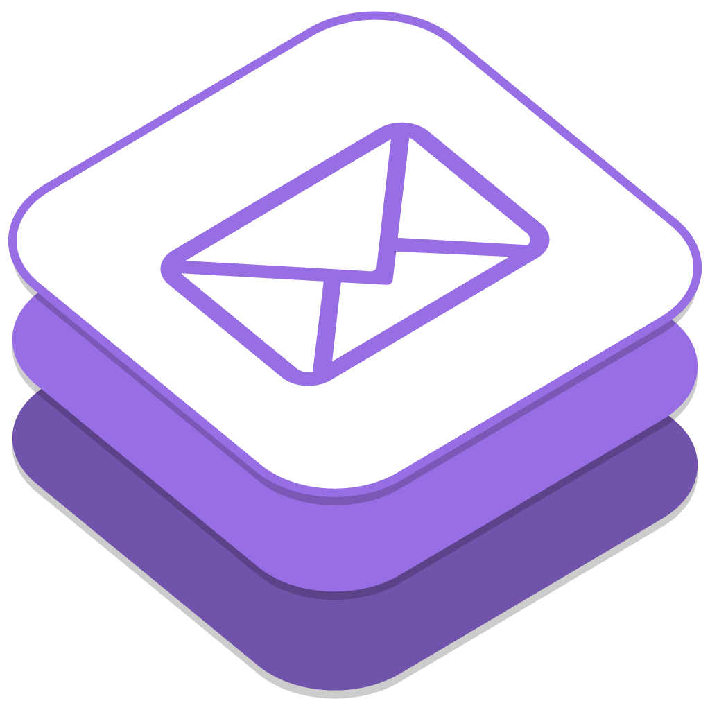 Email Icon   iOS8 Style Social Iconset   DesignBolts