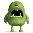 Monsters 4 icon