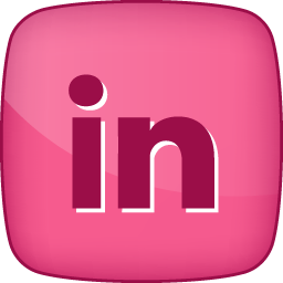 Hover LinkedIn icon