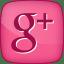 Hover Google Plus icon