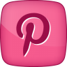 Hover-Pinterest icon