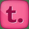 Hover-Tumblr icon