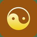 Taoism Daoism Yin yang icon